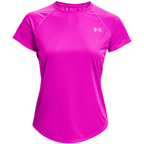 Under Armour Speed Stride Short Sleeve Shirt Women meteor pink-meteor pink